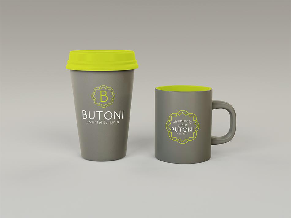 butoni-cup